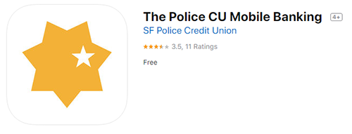 The Police CU Mobile Banking