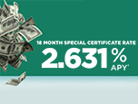 Special Certificate Rate