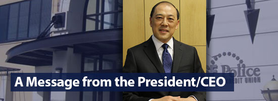 A Message from the President/CEO Eddie Young