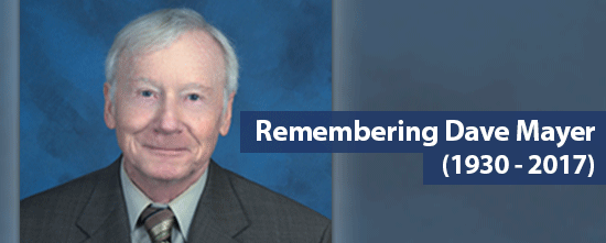 In Memory of Dave Mayer