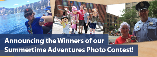 Announcing the Winners of our Summertime Adventures Photo Contest
