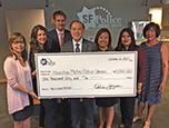 SFPCU Staff Gives Back