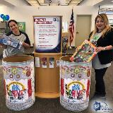 2018-11-19 Redwood City and San Mateo Toy Drive