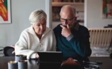 couple in retirement blog