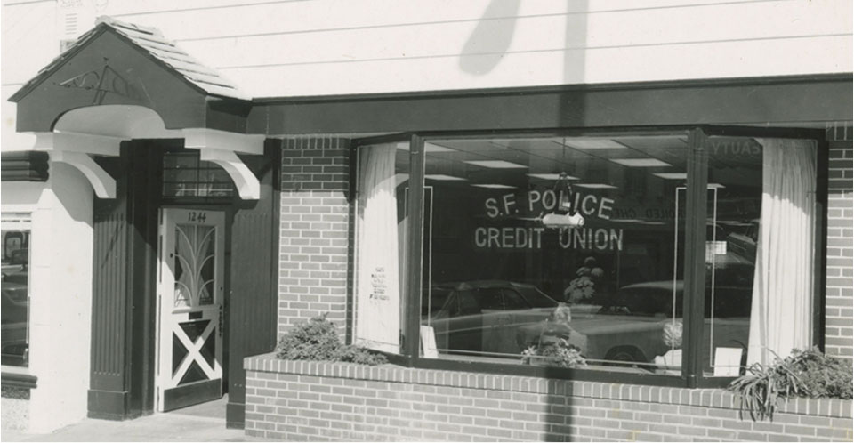 Our Golden Gate Park Branch in 1967